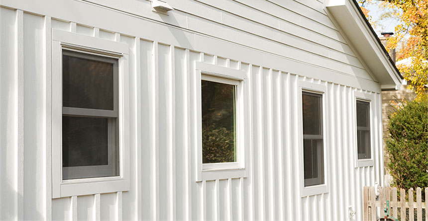 Hardie Panel Siding Replacement Company