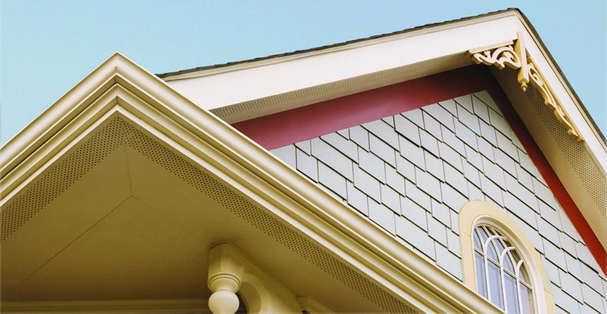 James Hardie Soffit Siding Replacement Company