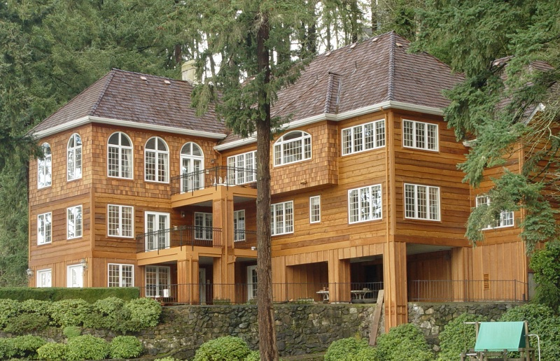 Wood siding siding replacement company for Natural wood siding