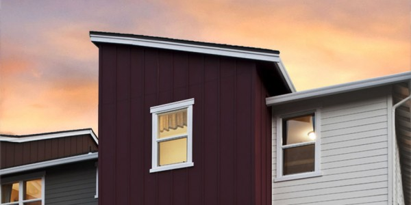 James HARDIEPANEL® VERTICAL SIDING