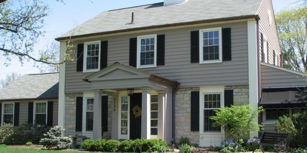 Mastic Vinyl Siding - Chicago
